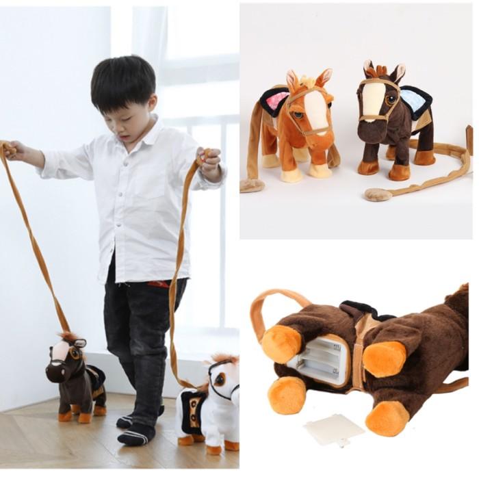 Jual Boneka Horse Lucu Import Bs Bergerak Bernyanyi Dan Bergoyang Jakarta Pusat Kiddos Boys Tokopedia