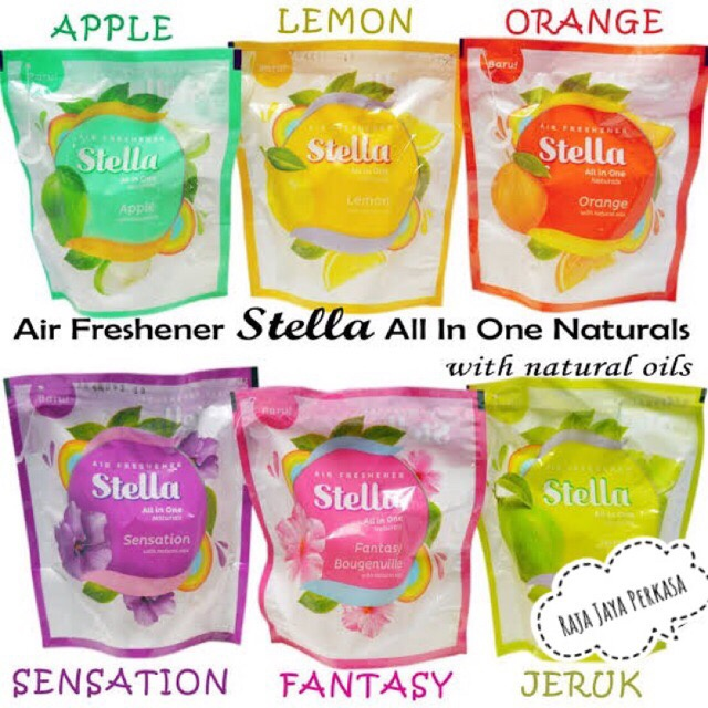 Foto Produk Stella All In One 42 Gr - orange dari Raja Jaya Perkasa