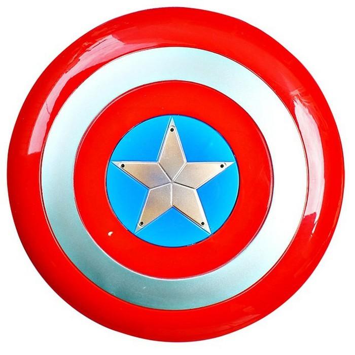 Foto Produk Tameng Captain Kapten America Amerika Mainan Anak Shield Avenger dari Lumi Toys