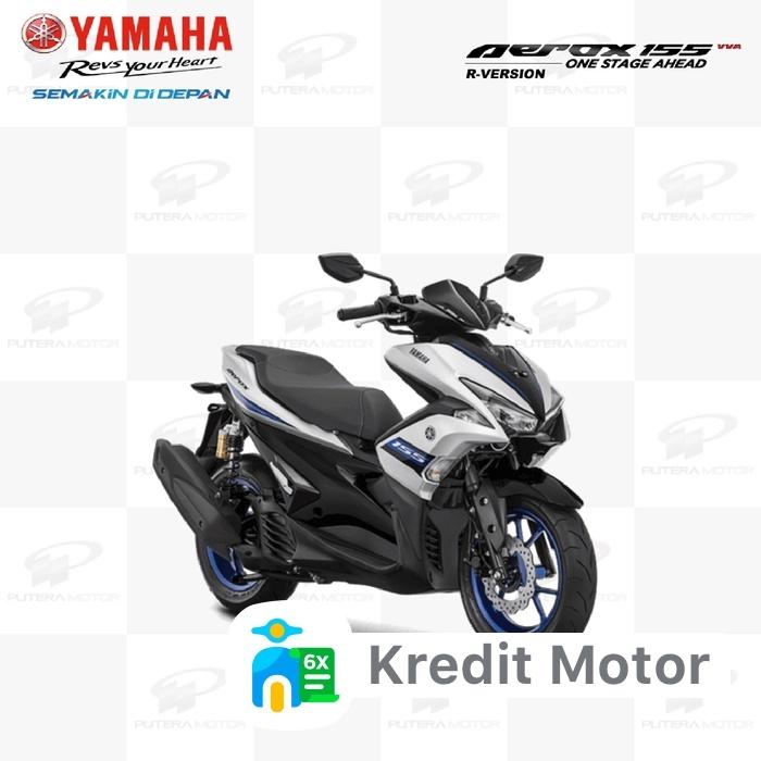 harga Yamaha aerox 155 r version [ pre ] - bogor Tokopedia.com
