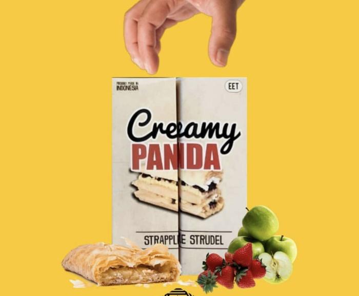 harga Creamy panda - cukai - premium liquid lokal Tokopedia.com