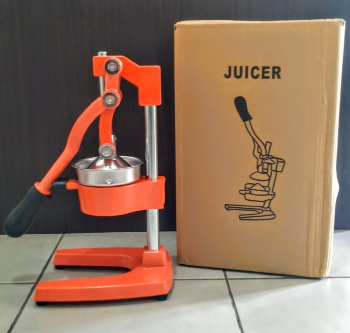 harga Alat pemeras jeruk manual | hand juicer | orange squeezer Tokopedia.com