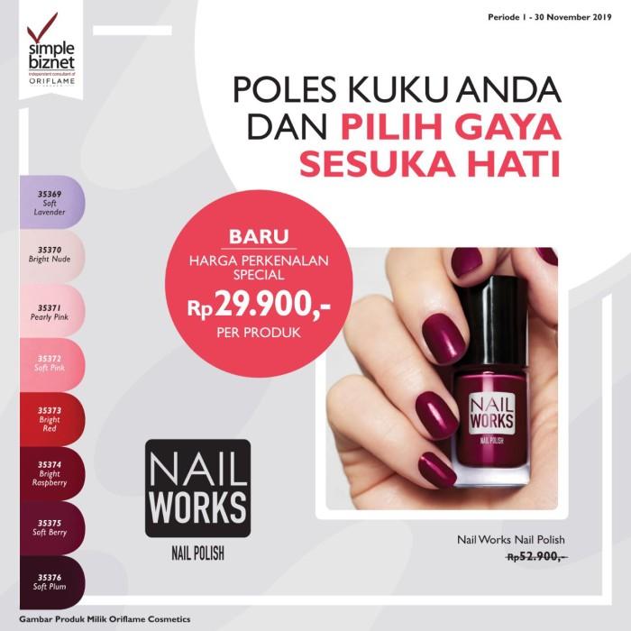 Jual Nailwork Nail Polish Jakarta Barat Hikaru12 Tokopedia