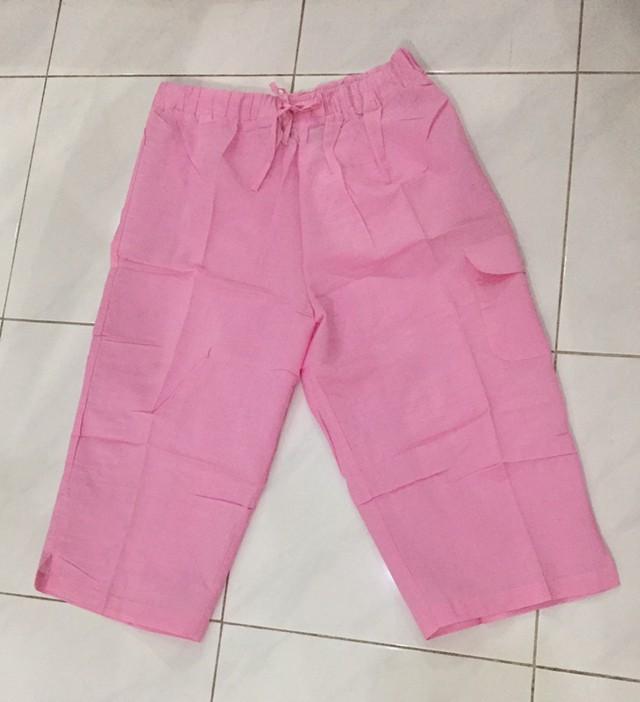 Foto Produk BIG SIZE celana kulot wanita - XXL dari au'let