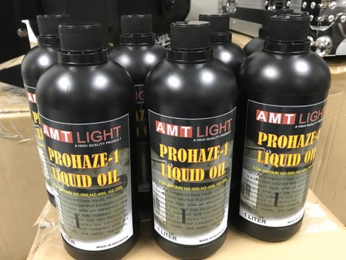 Foto Produk Liquid hazer minyak hazer AMT LIGHT haze liquid oil dari DUNIA LAMPU LIGHTING
