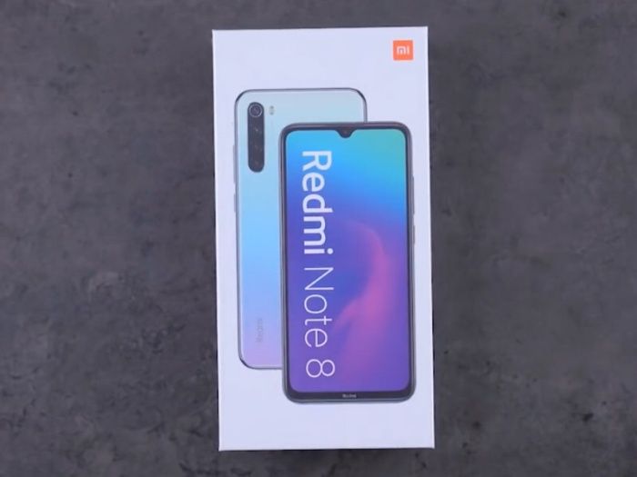 Foto Produk Xiaomi Redmi Note 8 4/64Gb Garansi Resmi Xiaomi dari Sc_digital