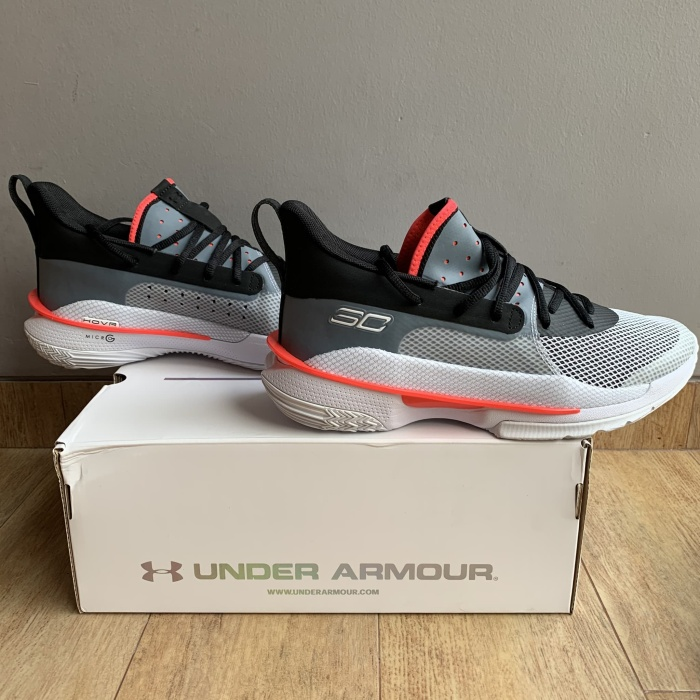 Jual Sepatu Basket Under Armour Ua Curry 7 Underrated Undrtd