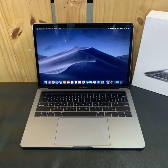 Jual Macbook Pro 13 Inch Touchbar 2017 Cto I7 Bandung Kota Bandung Moxstore Tokopedia