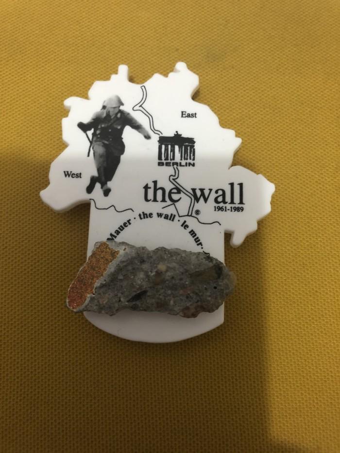 Foto Produk Magnet Kulkas Tembok Berlin Jerman dari Jaxx Traveler