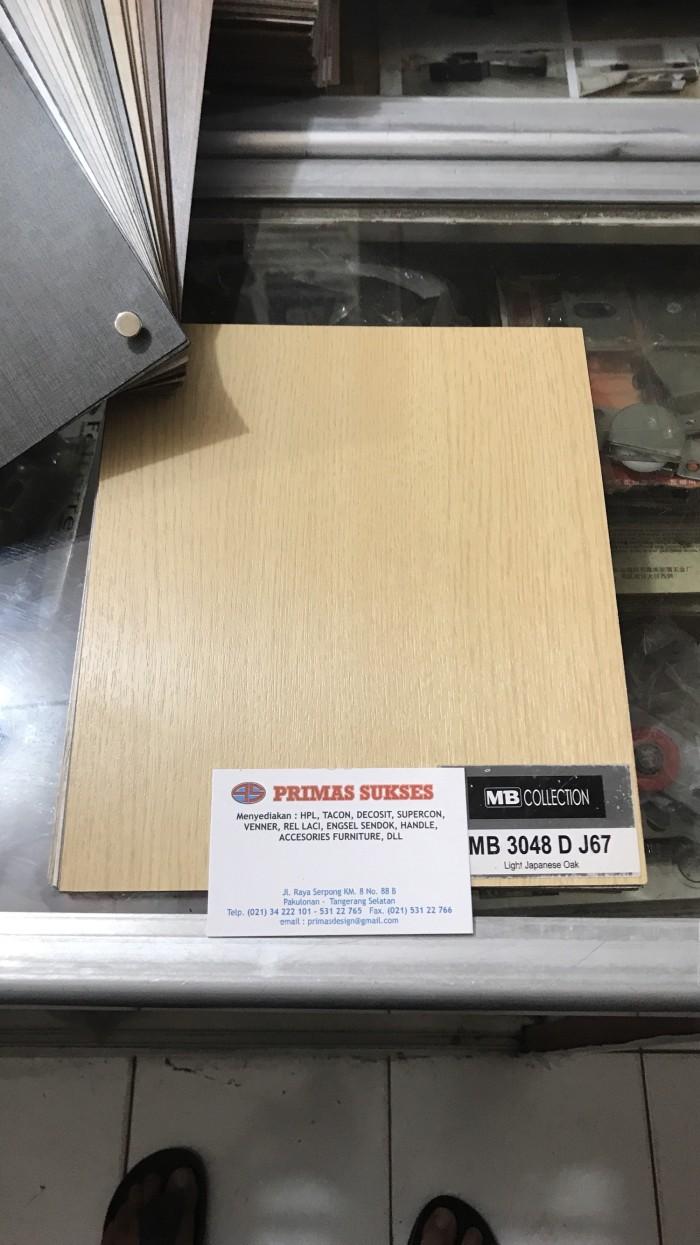 Jual Hpl Aica Mb 3048 Dj67 Light Japanese Oak Woodgrain Kota Tangerang Selatan Primas Sukses Toko Tokopedia