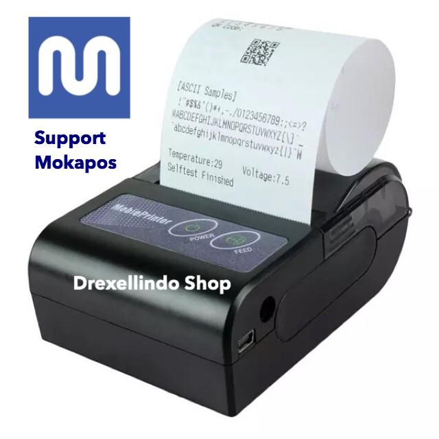 Foto Produk Printer thermal Mobile Printer C58MP dari drexellindo shop