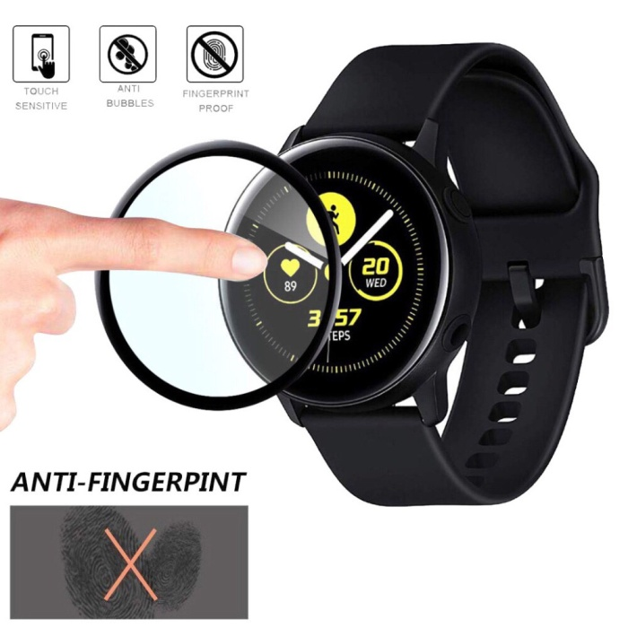 Foto Produk ANTI GORES SCREEN PROTECTOR SAMSUNG GALAXY WATCH ACTIVE 2 40MM 44MM - 40 mm dari strapwatchidn