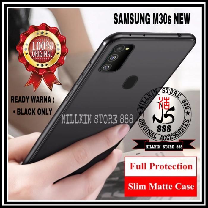 Foto Produk SAMSUNG GALAXY M30S M307 CASING BABY SOFT CASE SLIM MATTE BACK COVER dari Nillkin Store 888