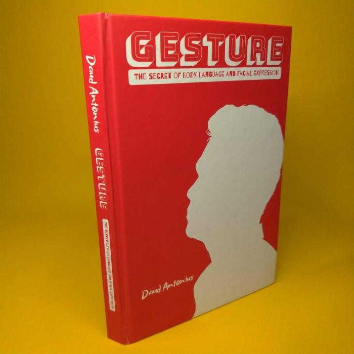 Foto Produk Buku Psikologi : Gesture - The Secret of Body Language dari psikologid