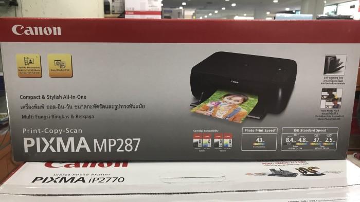 Foto Produk Printer canon pixma mp287(print,scan,copy) dari Anugerah komputer ITC
