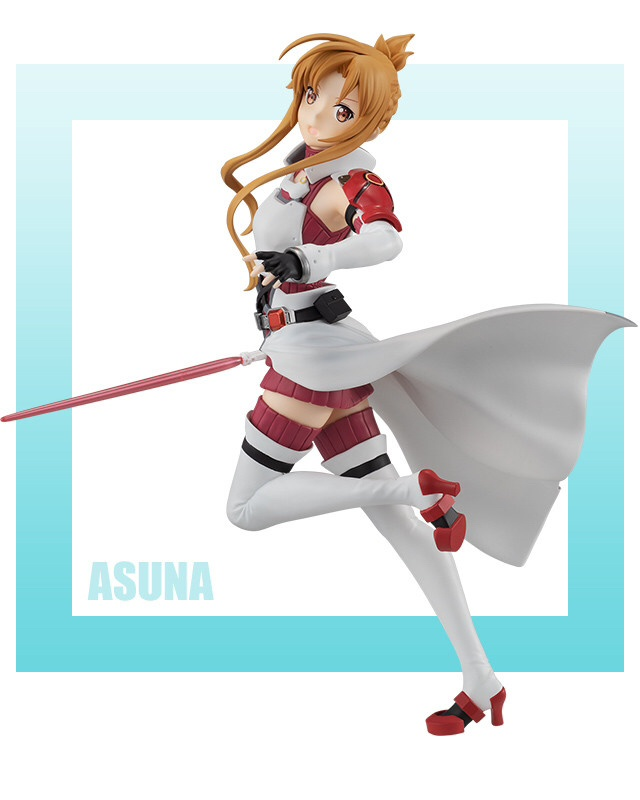 Jual Sword Art Online Alicization Sao Asuna Battle Ver Figure Original Kab Pemalang Tomzhobby Tokopedia