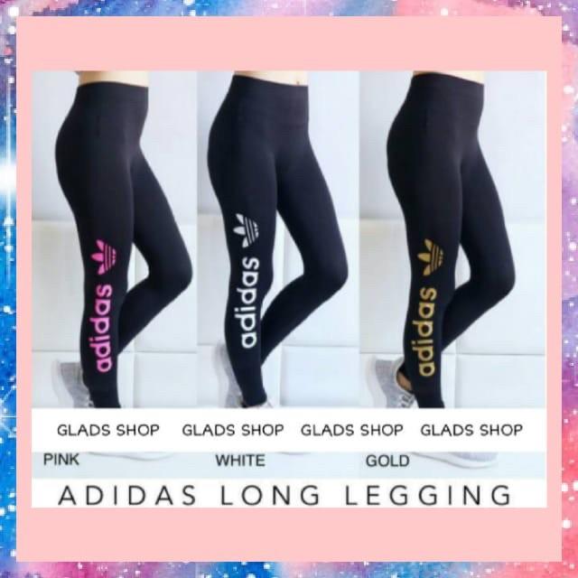 Jual Celana Legging Olahraga Wanita Import Terlaris Lejing Senam Pink Jakarta Barat Glads Shop Tokopedia