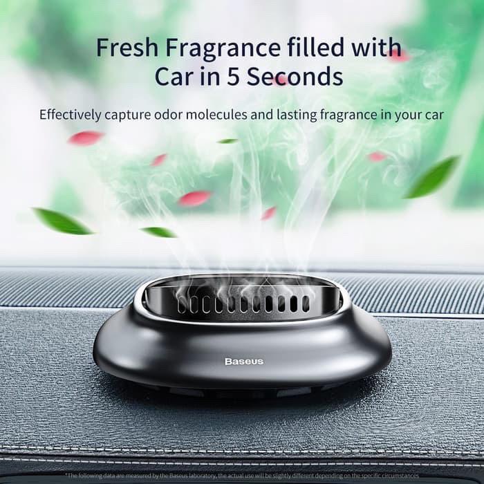Foto Produk baseus mini volcano pengharum parfum pewangi mobil ruangan kamar rumah dari Vilox