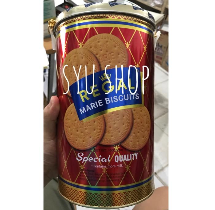 Foto Produk TERMURAH Marie regal 1 kg 1000 gr kaleng dari Syu shop