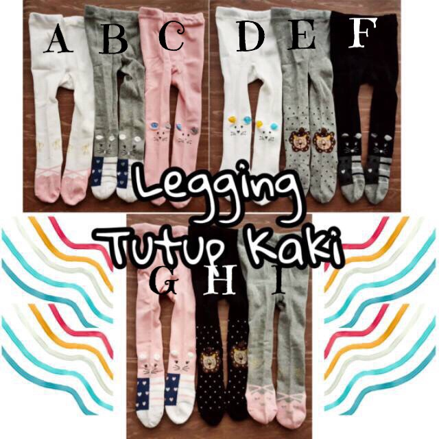 Jual Celana Legging Motif Bayi Leging Lucu Baby Import Sni Hitam Abu Putih Kota Bandar Lampung Ferlishop Tokopedia