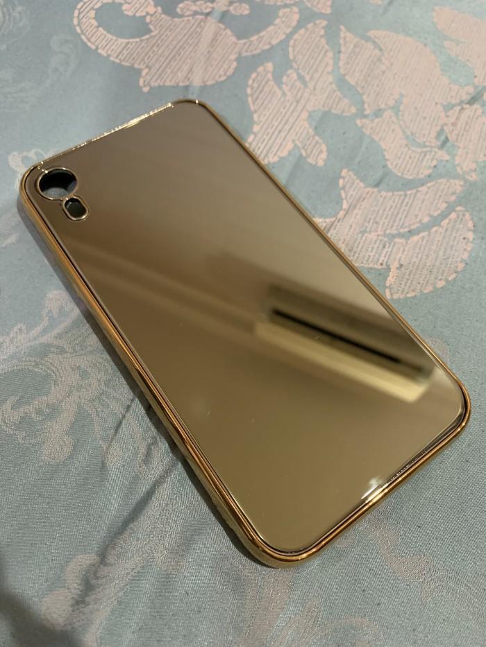 Foto Produk Casing case IPHONE XR GOLD dari JMS Thrift Shop