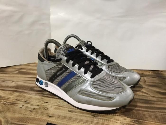 Jual Adidas LA Trainer Leather - Kota