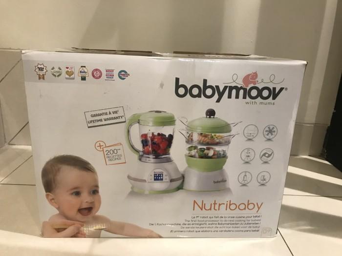 Jual Babymoov Nutribaby 5in 1 Jakarta Utara Z Amp Bshop