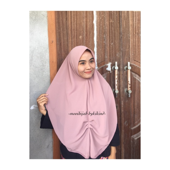 Jual Khimar Malaysia Kab Aceh Besar Mooi Hijab Bykikind Tokopedia
