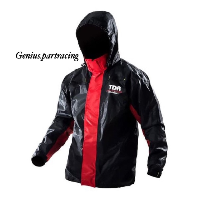 harga Jas hujan tdr racing / raincoat new model Tokopedia.com