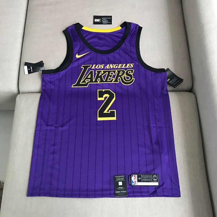 hot sale online 70d85 ad95c Jual Nike Basketball Jersey La Lakers Ball BNWT 100% Authentic Asli - DKI  Jakarta - Hm8_Store | Tokopedia