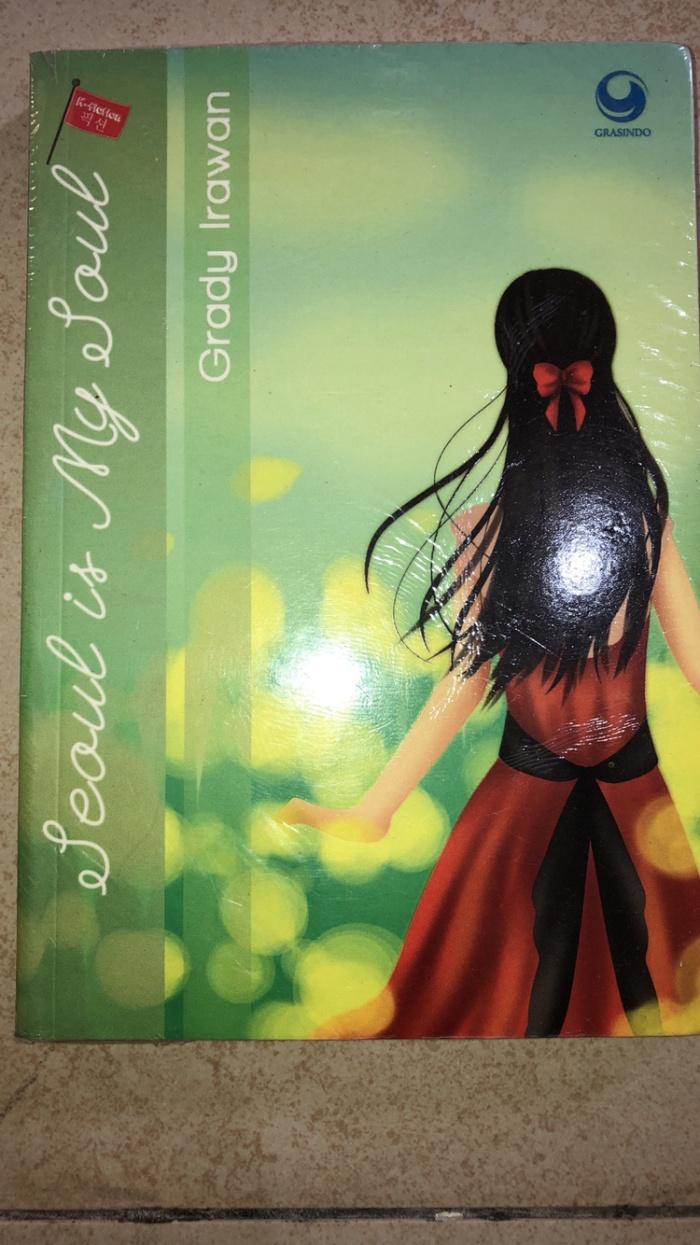 Jual Novel Seoul Is My Soul Kota Pekanbaru Ic Paradise