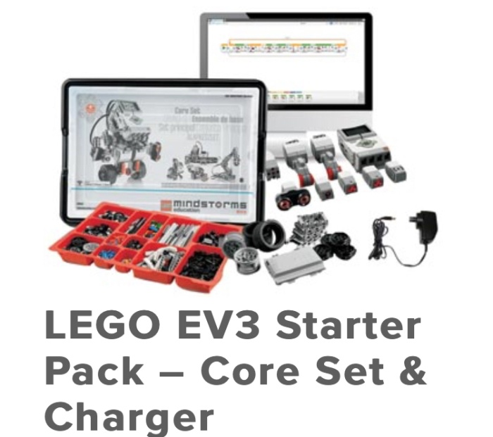 Jual Lego Ev3 Core Set 4544 Palgada Tokopedia
