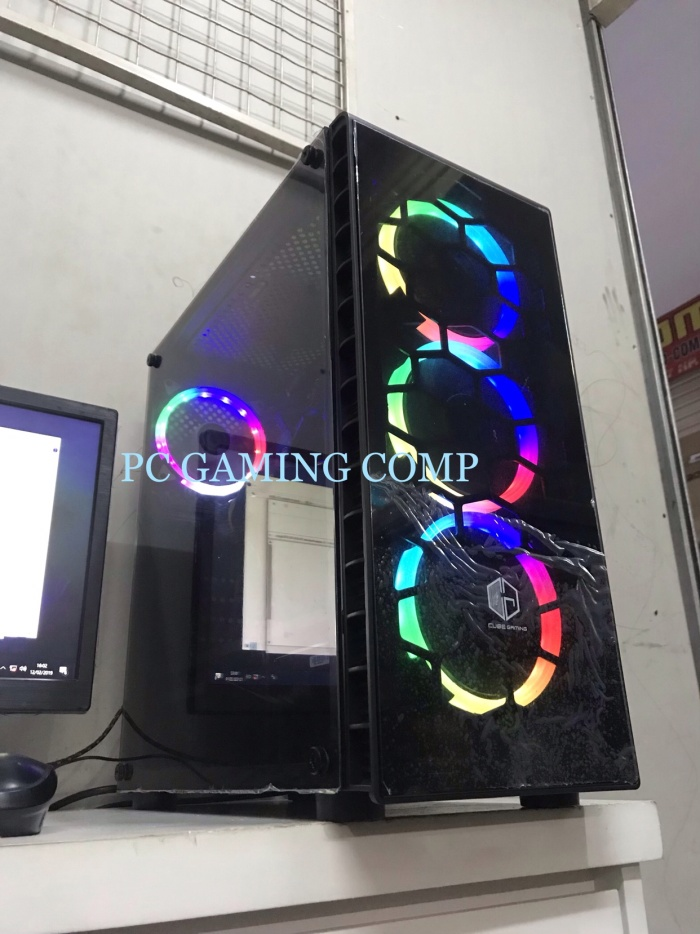 harga Pc rakitan gaming i7 8700 + gtx1070ti 8gb ddr5 Tokopedia.com