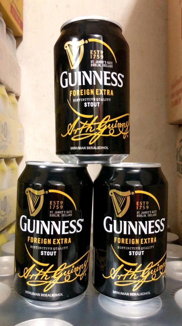 harga Bir Guinness Kaleng 325ml Tokopedia.com