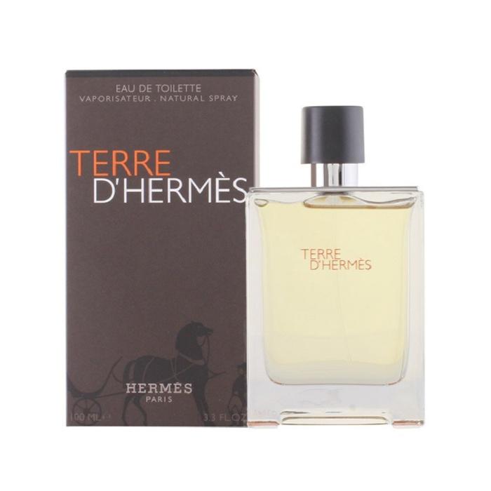 Jual Parfum Hermes Terre Original Dhermes 100ml Greciouseibershop