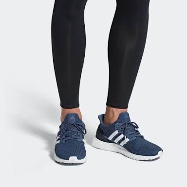 b1da104fd Jual Sepatu adidas ultraboost 4.0 SYS blue tech ink CM8113 - Kota ...
