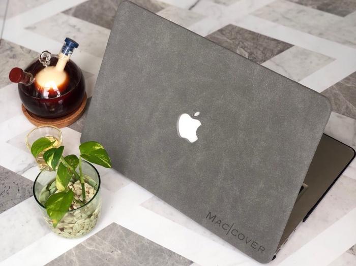 Foto Produk Macbook pro 13 inch touchbar Cover Hard Case casing Skin SUEDE BULU dari MAC COVER