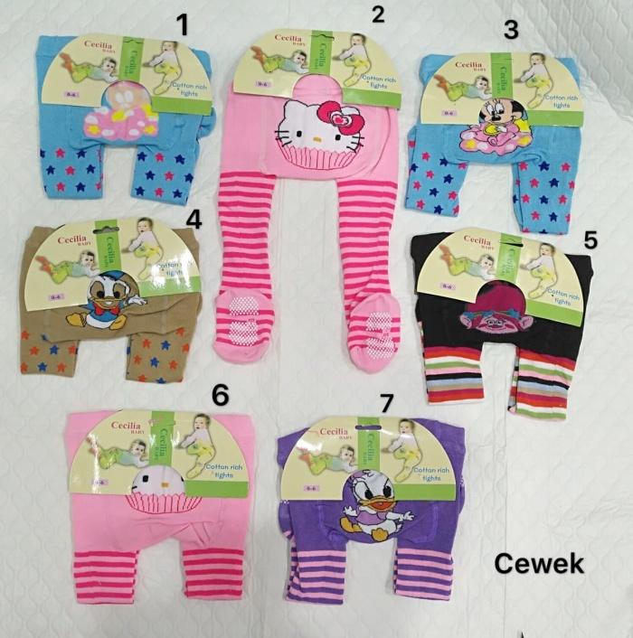 Jual 2 Pcs Elastis Celana Legging Bayi 0 6 Bulan Celana Legging Antislip Kota Surabaya Sweety Bb Shop Tokopedia