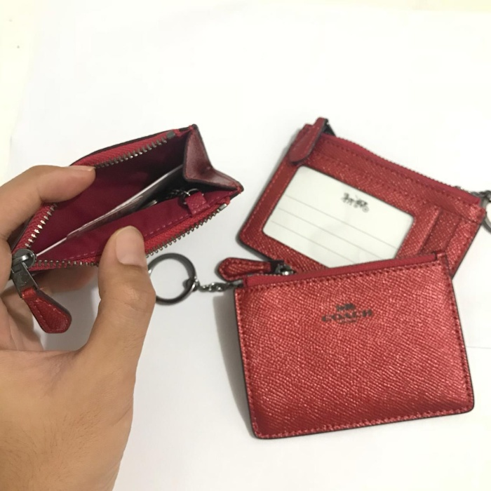 harga Coach skinny id card holder dompet coach original Tokopedia.com