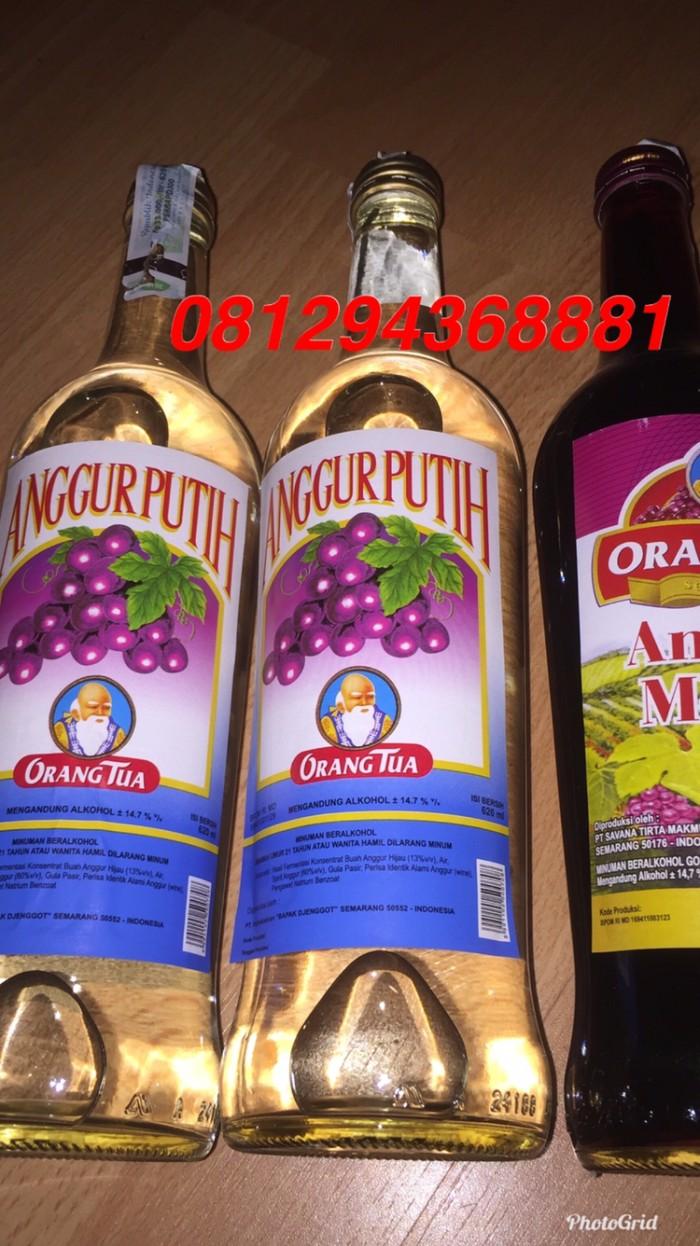 73 Gambar Anggur Putih Cap Orang Tua Paling Bagus