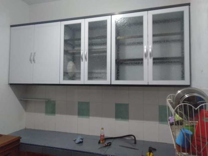 Jual Kitchen Set Aluminium Jakarta Barat Meivybei Tokopedia