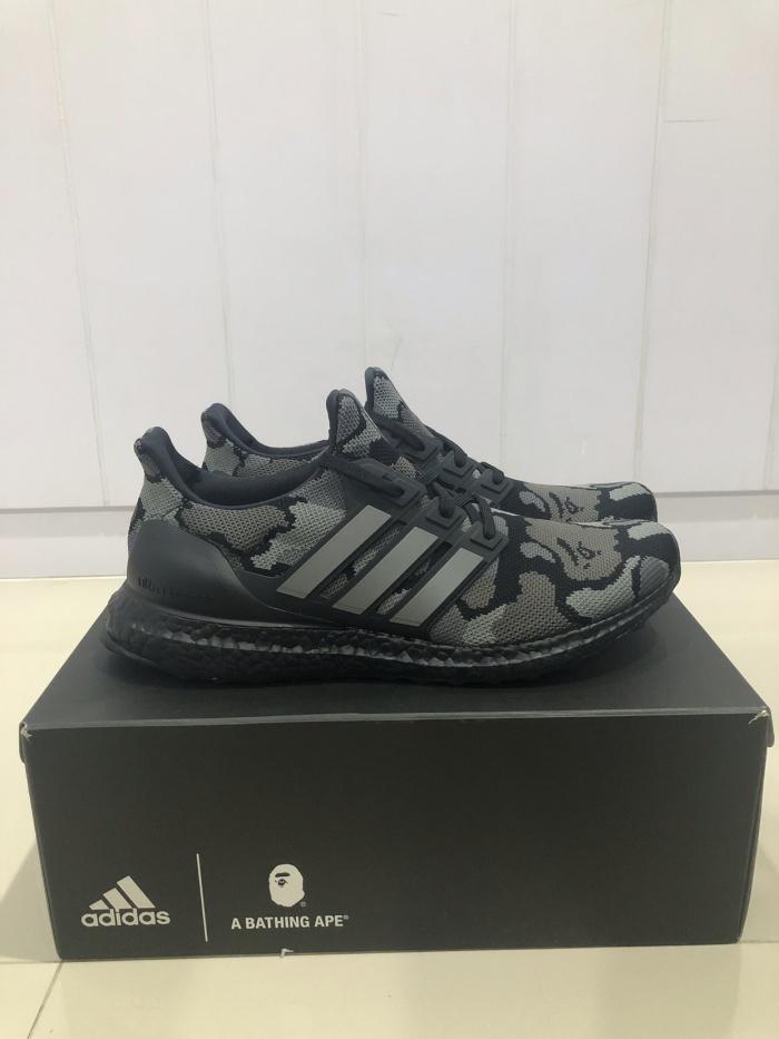 best service fd74d f69e8 Jual BAPE x Adidas Ultra Boost 4.0 Black Camo Authentic BNIB - DKI Jakarta  - Krystalandco shop   Tokopedia