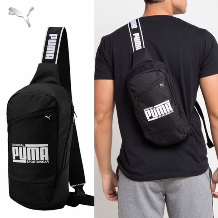 5a92b2e8f2 Jual Tas Punggung Puma Original - Sole Cross Bag - DKI Jakarta ...