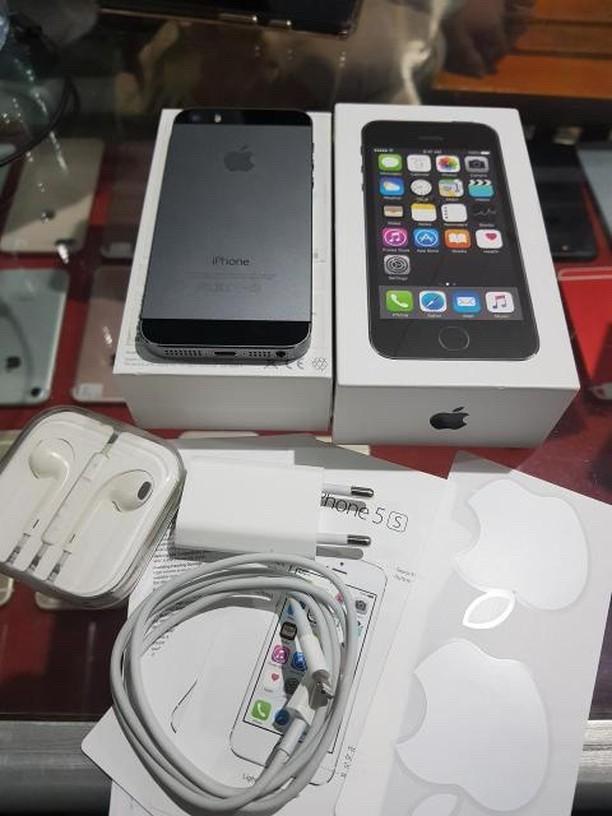 Jual Iphone 5s 16gb Gray Ex Ibox Kota Makassar Droidbox Store Tokopedia