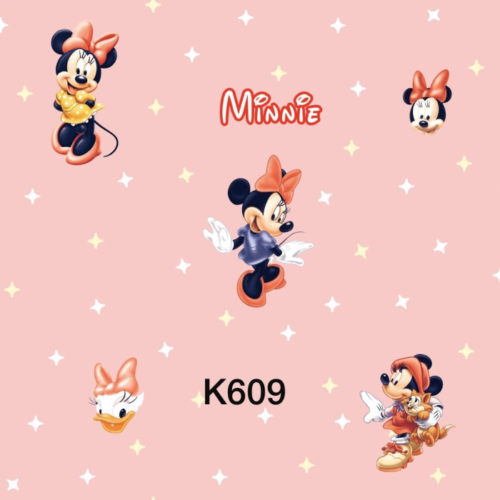 Jual Wallpaper Dinding Motif Kartun Disney Mickey Mouse Kota Bekasi Cantik Wallpaper Tokopedia