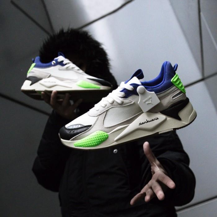 e47c539b60c Jual Sepatu Puma Original - x Sankuanz RS-X Cloud Cream - Jakarta Barat -  QikRas   Tokopedia