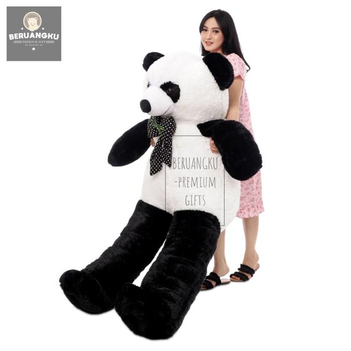 Jual boneka panda super jumbo cek harga di PriceArea.com c7fd4b2344