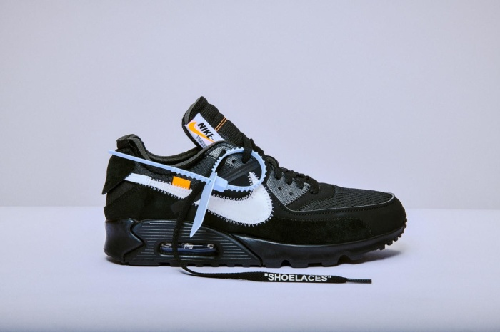 off Weiß nike air max 90