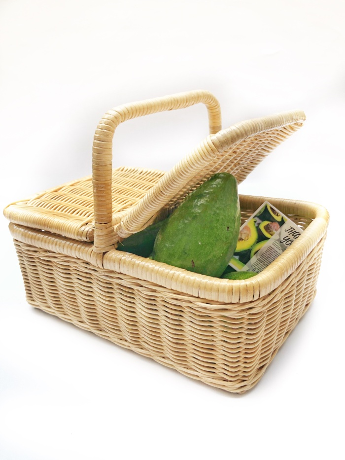 Foto Produk Avocadron Hampers [Picnic Basket] dari Avocadron