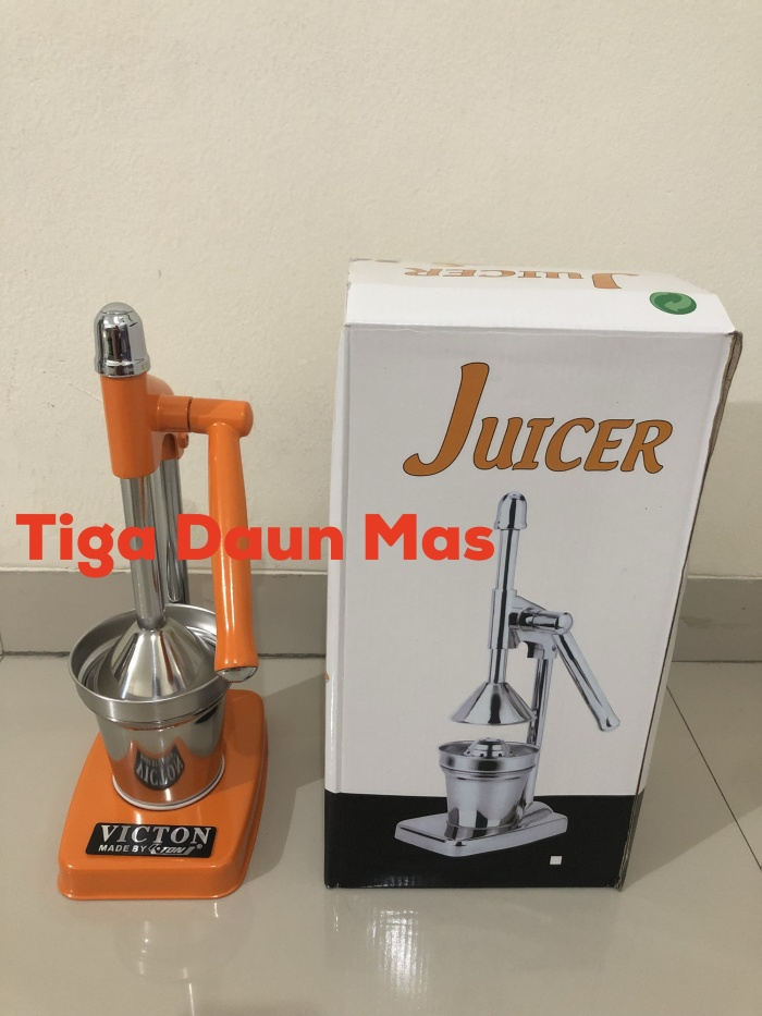 Pemeras Jeruk Manual / Peras Jeruk Manual / Hand Juicer Manual